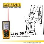 agen jakarta Constant Laser50 Laser Distance Meter