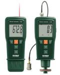 Extech 461880 Vibration Meter + Laser/ Contact Tachometer