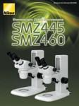 Nikon Stereo Microscope MSZ445