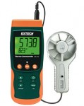 EXTECH SDL 300( METAL VANE THERMO-ANEMOMETER SD LOGGER)
