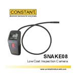 Constant SNAKE08 Inspection Camera c/ w Standard 80CM Probe 9MM Lens