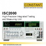 Constant ICS2000 High Precision Integrated Testing & Measuring Unit