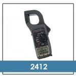 JUAL KYORITSU 2412 Leakage Clamp Meters