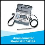 KANOMAX Anemomaster Model 6113 Series
