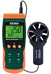 EXTECH SDL 310( THERMO-ANEMOMETER SD LOGGER)
