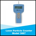 KANOMAX Handheld Particle Counter Model 3887