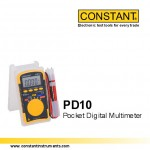 Constant PD10 Pocket Digital Multimeter