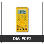LUTRON DM-9092 Multimeter