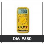 LUTRON DM-9680 Multimeter