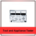 Megger Tool and Appliance Tester