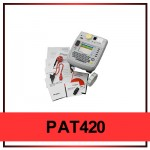 Megger PAT420 Business in a box