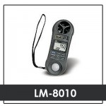 LUTRON LM-8010 Anemometer