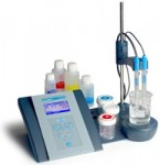 Hach sensION+ MM374 GLP Laboratory pH/ ISE/ EC
