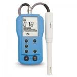 Hanna HI 9811-5 Portable pH/ EC/ TDS/ Temperature Meter