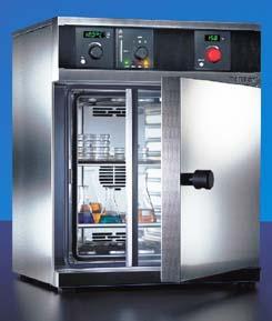 Cooled Incubators IPP with Peltier-Technology
