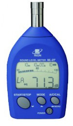 Rion Class 2 Sound Level Meter NL 27